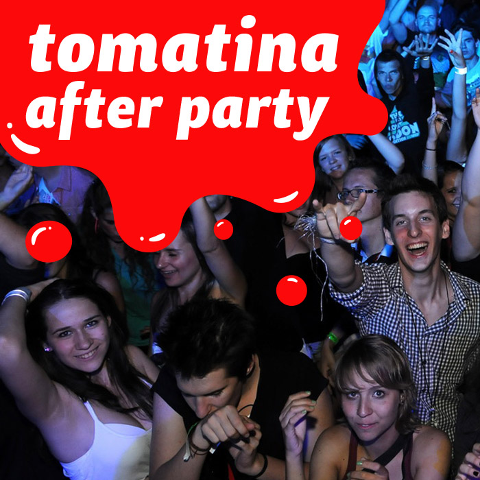 Tomatina after Party